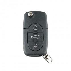 Dálkový klíč pro Audi A2 A3...