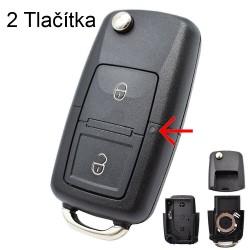 Klíč Volkswagen - Škoda, VW...