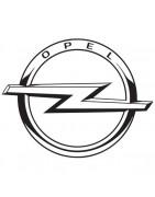 Opel autoklíče